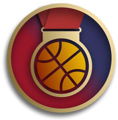 NBA Stats App Badge v3