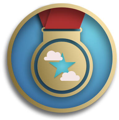 Weather App Badge